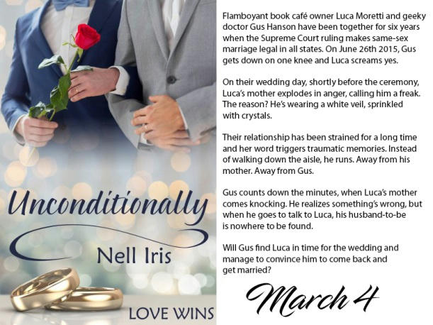 Nell Iris - Unconditionally Banner 1