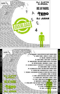 Overload (Fase 4) - (Dante Gardiol, Dee Jay Nahuel, Dj Judas & Dj Tero)