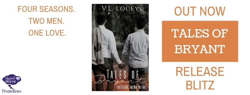 V.L. Locey - Tales of Bryant RELEASE BLITZ