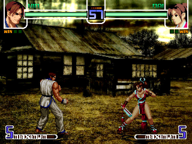 THE KING OF FIGHTERS ULTIMATE MUGEN 2002 released Tefq96uq56p2to7zg