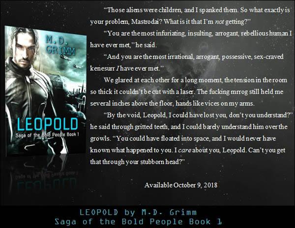 M.D. Grimm - Leopold Promo 1