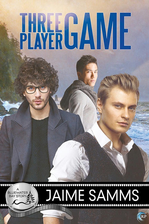 Jaime Samms - Three Player Game Cover