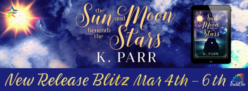K. Parr - The Sun and Moon Beneath the Stars RB Banner