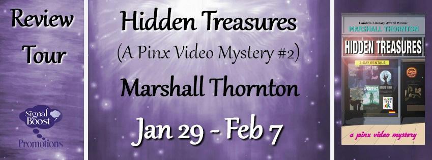 Marshall Thornton - Hidden Treasures RTBanner