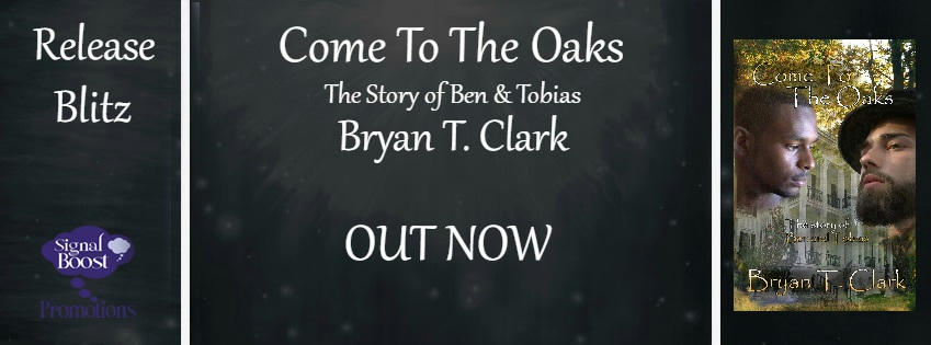 Bryan T. Clark - Come to the Oaks RB Banner