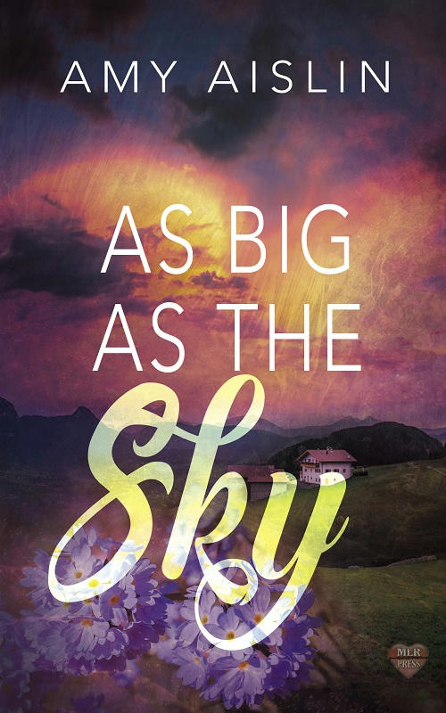 Amy Aislin - As Big As The Sky Cover