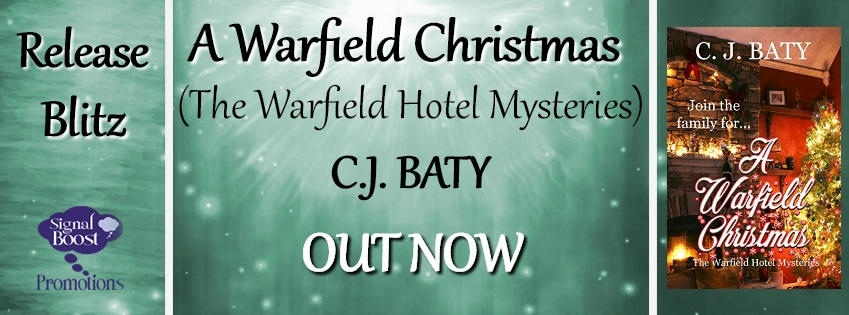 CJ Baty - A Warfield Christmas RBBanner