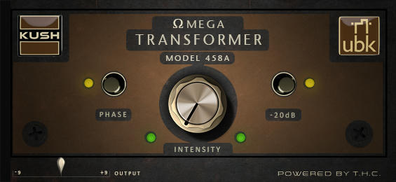 Omega Transformer 458a from Kush    Tubes ITB! - Gearslutz