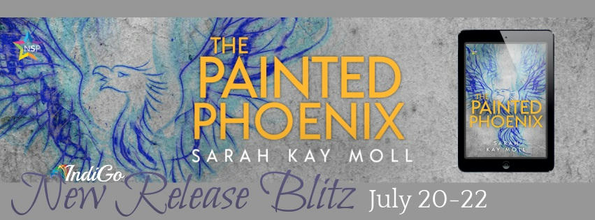 Sarah Kay Moll - The Painted Phoenix RB Banner