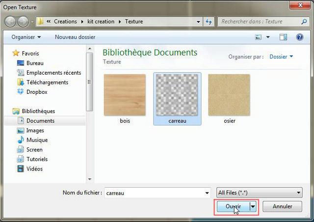 [Apprenti] Menu Materials : Associer des textures à sa création 20gpplew2e2e7v46g