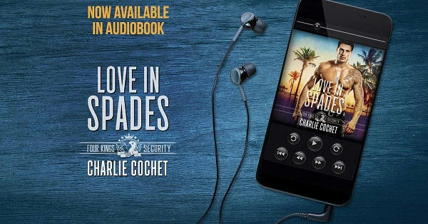 Charlie Cochet - Love In Spades Audio Graphic