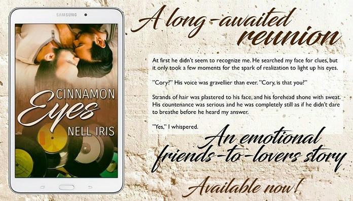 Nell Iris - Cinnamon Eyes Banner Teaser