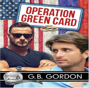 G.B. Gordon - Operation Green Card Square