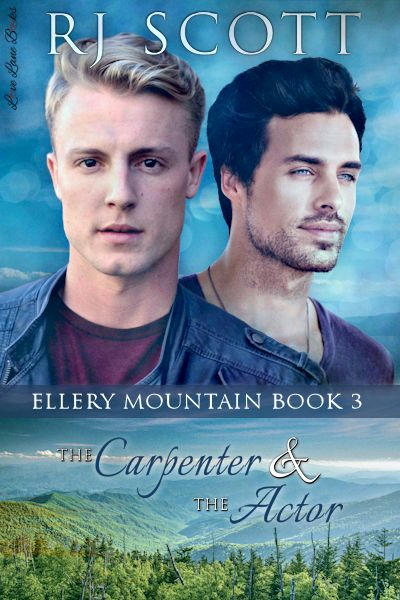 R.J. Scott - The Carpenter and the Actor Cover