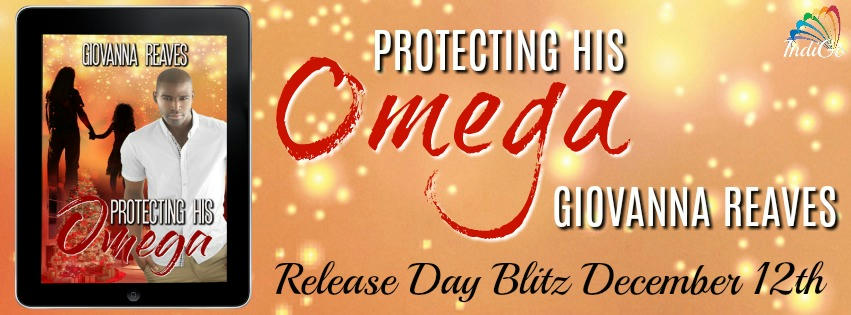 Giovanna Reaves - Protecting his Omega RB Banner