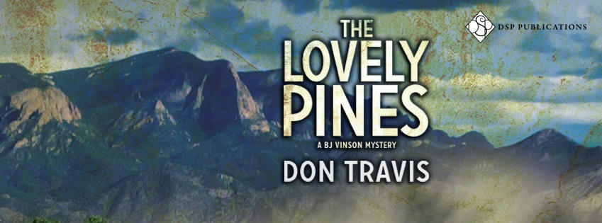 Don Travis - The Lovely Pines Banner