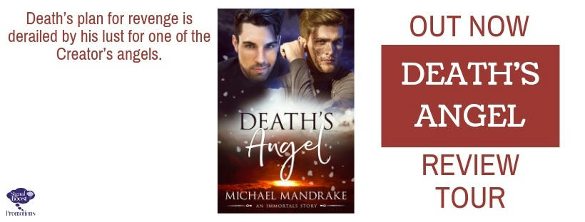 Michael Mandrake - Death's Angel RTBANNER-56