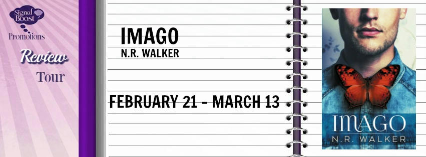 N.R. Walker - Imago RT Banner