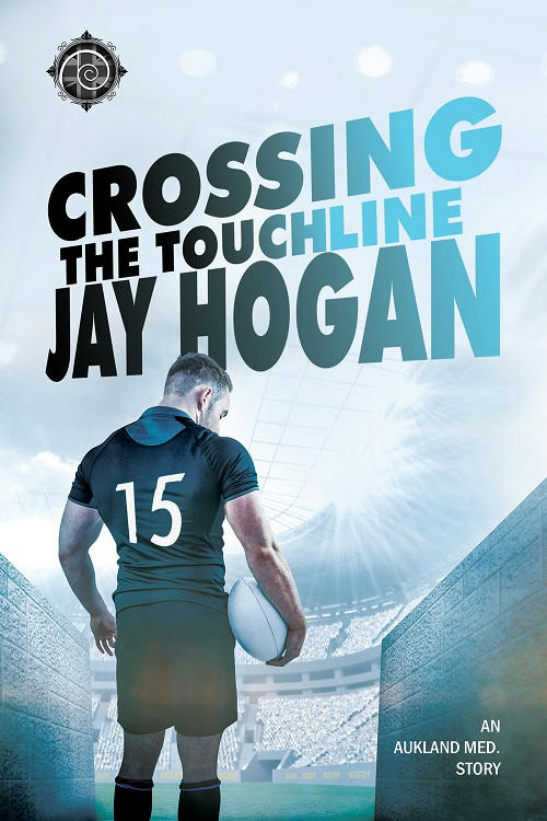 Jay Hogan - Crossing The Touchline Cover