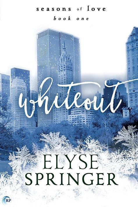 Elyse Springer - Whiteout Cover