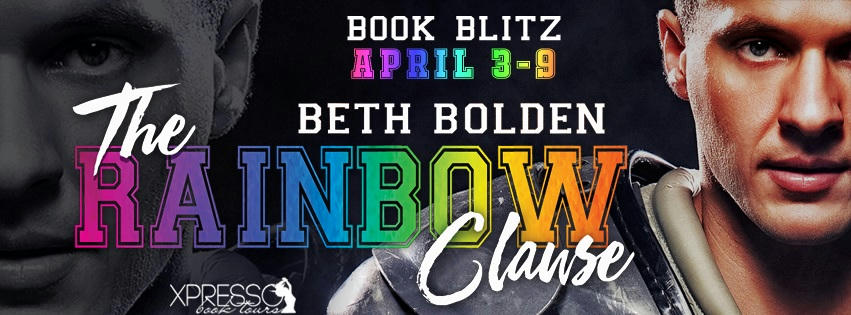 Beth Bolden - The Rainbow Clause RB Banner