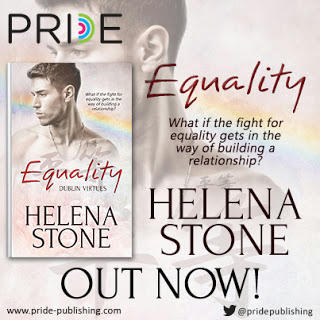 Helena Stone - Equality 3d Square