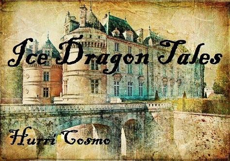 Hurri Cosmo - Ice Dragon Tales Banner 1