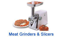 Meat Grinders & Slicers
