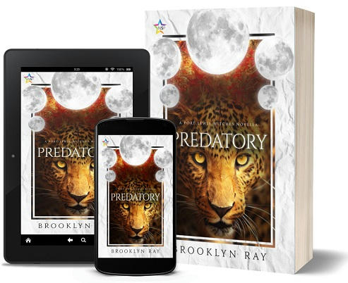 Brooklyn Ray - Predatory 3d Promo