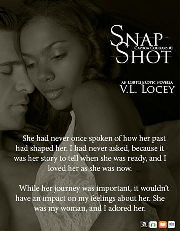 V.L. Locey - Snap Shot Teaser