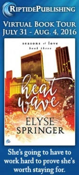 Elyse Springer - Heat Wave TourBadge