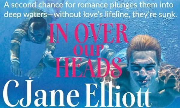 CJane Elliott - In Over Our Heads Teaser Graphic