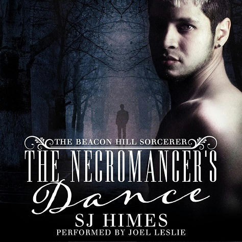 S.J. Himes - The Necromancer's Dance Audio Cover