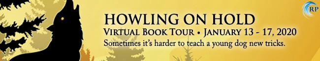 E.J. Russell - Howling on Hold TourBanner