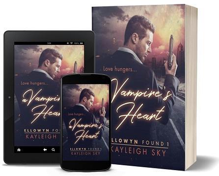 Kayleigh Sky - A Vampire's Heart 3d Promo