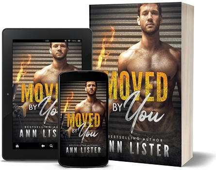 Ann Lister - Moved By You 3d Promo