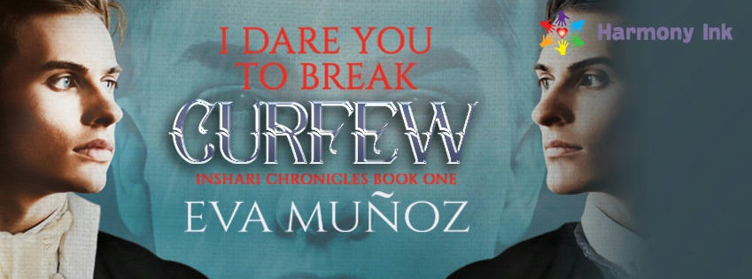 Eva Muñoz - I Dare You to Break Curfew Banner