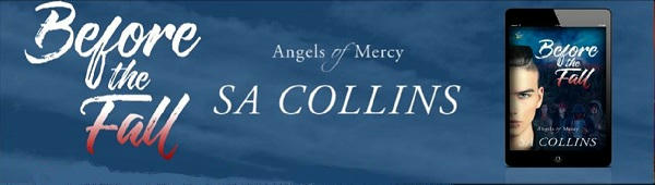 S.A. Collins - Before the Fall NineStar Banner
