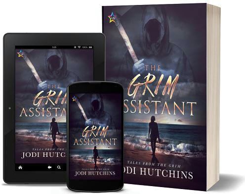 Jodi Hutchins - The Grim Assistant 3d Promo