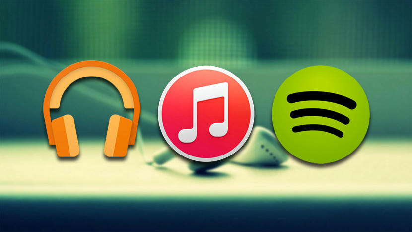 Apple Music vs Spotify vs Tidal vs Google Play Music