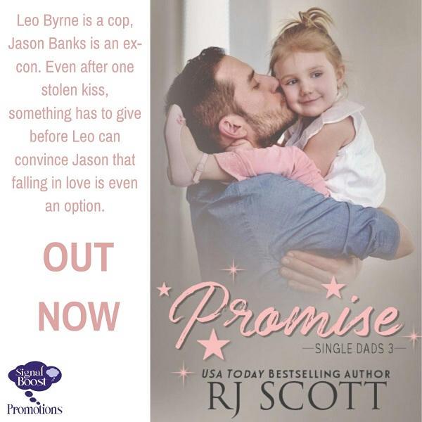 R.J. Scott - Promise INSTAPROMO-113