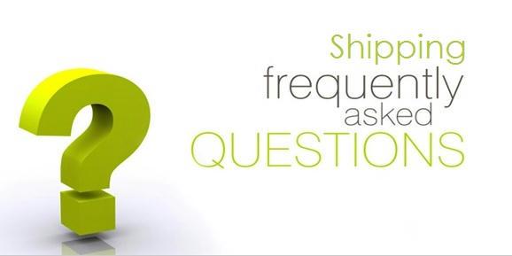 Shipping FAQ