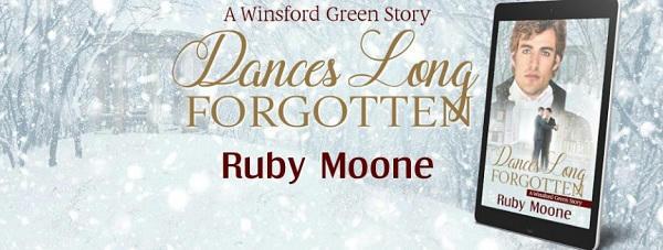 Ruby Moone - Dances Long Forgotten Banner