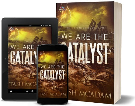 Tash McAdam - We Are The Catalyst 3d Promo
