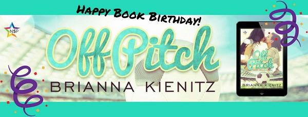 Brianna Kienitz - Off Pitch Birthday Banner