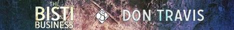 Don Travis - The Bisti Business Header Banner