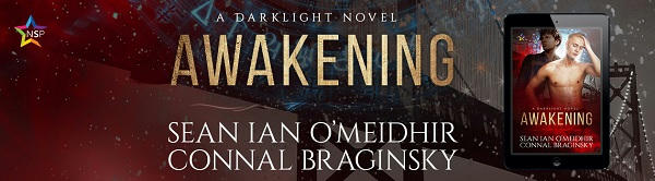 Connal Braginsky and Sean Ian O'Meidhir - Awakening NineStar Banner