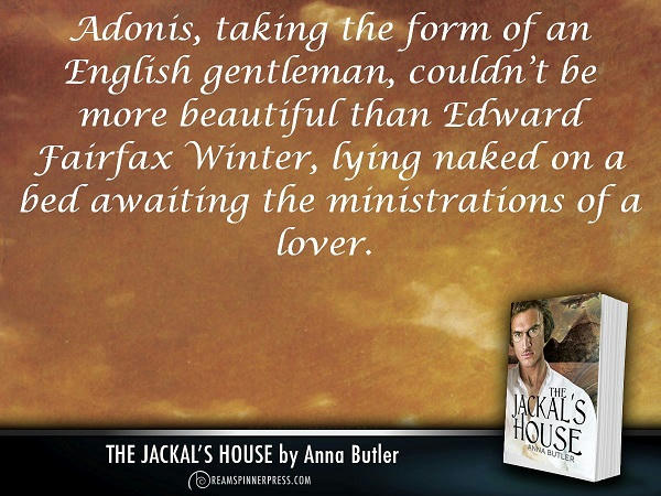 Anna Butler - The Jackal's House Copy of meme12AdonisR