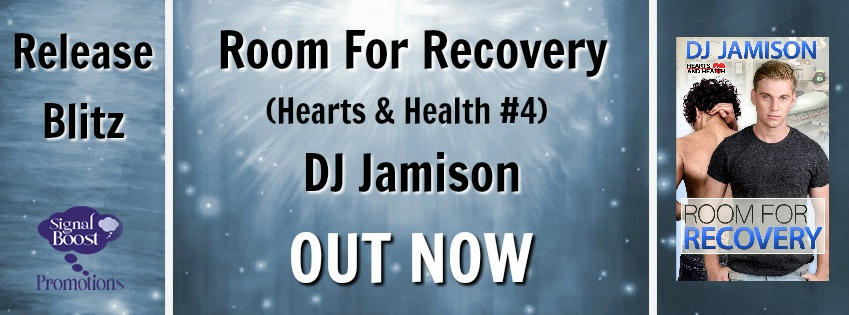 D.J. Jamison - Room For Recovery RBBanner
