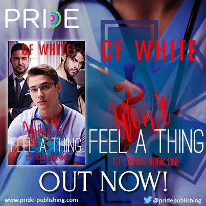 C.F. White - Won't Feel A Thing Promo